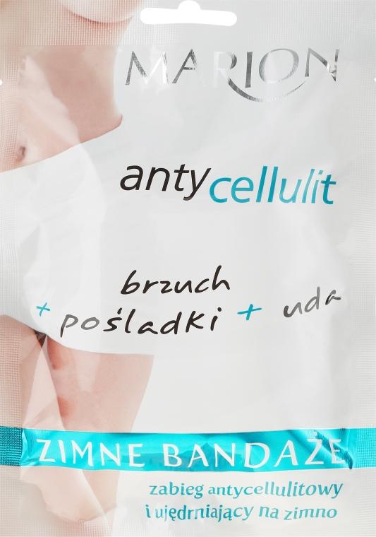 Bendaggio freddo per il corpo - Marion Anti-Cellulite Cool Bandages