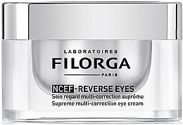 Profumi e cosmetici Crema contorno occhi multi-correttiva - Filorga NCEF-Reverse Eyes
