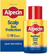 Profumi e cosmetici Siero all'olio per il cuoio capelluto - Alpecin Scalp Sun Protection SPF15