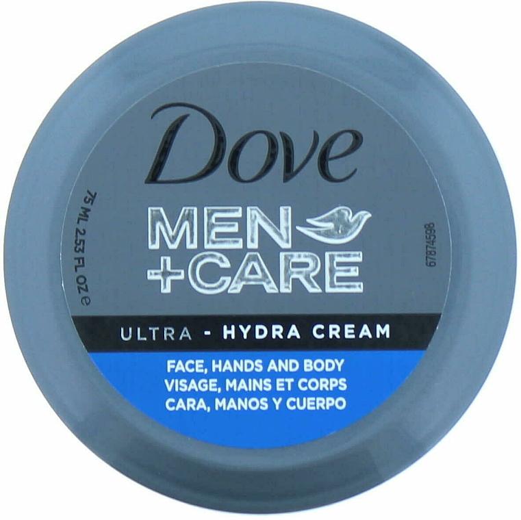 Crema per viso, mani e corpo - Dove Men + Care Ultra Hydra Cream