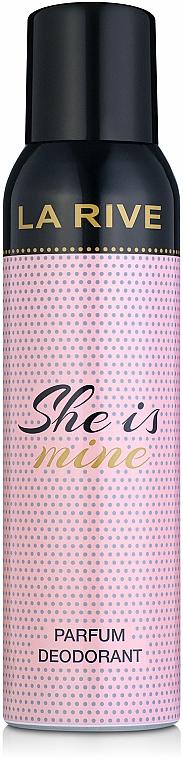 La Rive She Is Mine - Deodorante