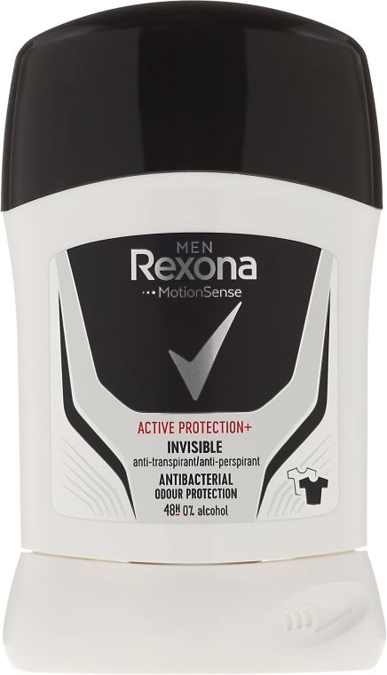 Deodorante stick - Rexona Motion Sense Active Protection+ Invisible