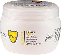 Profumi e cosmetici Maschera nutriente per capelli secchi - Vitality's Aqua Nourishing Mask