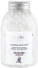 """Profumi e cosmetici Sale da bagno minerale """"Lavanda"""" - Kanu Nature Lavender Mineral Bath Salt"""