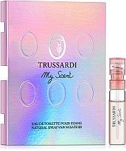 Profumi e cosmetici Trussardi My Scent - Eau de toilette (campioncino)
