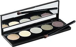 Profumi e cosmetici Palette ombretti, 5 colori - Peggy Sage Eye Shadows Palette Harmonie