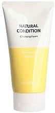 Profumi e cosmetici Schiuma detergente illuminante - The Saem Natural Condition Cleansing Foam