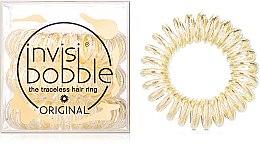 Profumi e cosmetici Elastici a spirale per capelli - Invisibobble Original You`re Golden