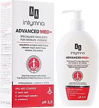 Profumi e cosmetici Detergente per l'igiene intima - AA Advanced Med+
