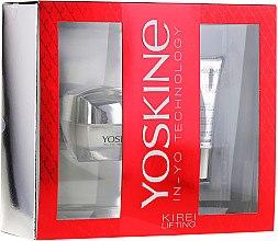 Profumi e cosmetici Set - Yoskine Kirei Lifting 60+ (cr/50ml + eye/cr/15ml)