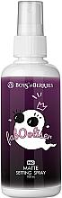 Profumi e cosmetici Spray per il trucco - Boys'n Berries Fabooliser Pro Matte Setting Spray