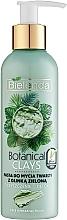 Profumi e cosmetici Pasta viso all'argilla verde - Bielenda Botanical Clays Vegan Face Wash Paste Green Clay