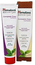 Profumi e cosmetici Dentifricio - Himalaya Herbals Botanique Complete Care Toothpaste Simply Spearmint