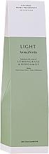 """Profumi e cosmetici Diffusore di aromi """"Citronella e bergamotto"""" - AromaWorks Light Range Lemongrass & Bergamot Reed Diffuser"""
