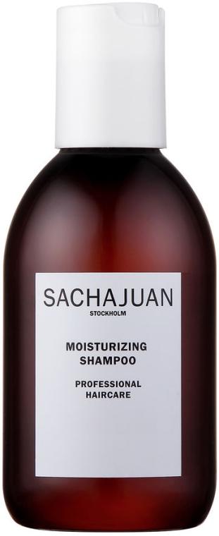 Shampoo idratante - Sachajuan Stockholm Moisturizing Shampoo — foto N1