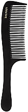 Profumi e cosmetici Pettine professionale, nero - Balmain Color Comb Black
