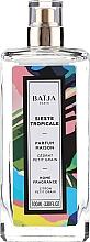Profumi e cosmetici Spray aromatico per ambiente - Baija Sieste Tropicale Home Fragrance