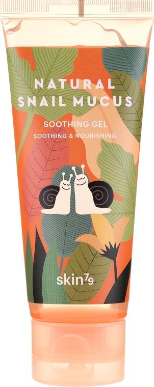 Gel lenitivo alla bava di lumaca - Skin79 Natural Snail Mucus Soothing Gel