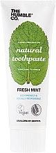 Profumi e cosmetici Dentifricio naturale - The Humble Co. Natural Toothpaste Fresh Mint