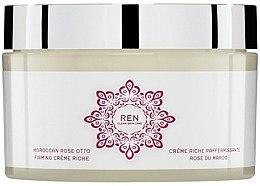 Profumi e cosmetici Crema corpo rassodante - Ren Moroccan Rose Otto