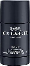 Profumi e cosmetici Deodorante stick - Coach For Men