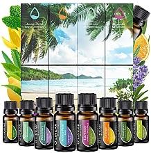 Profumi e cosmetici Set di oli essenziali - O'linear Essential Oils Set