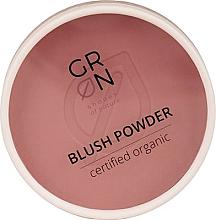Profumi e cosmetici Blush - GRN Blush Powder (Rosewood)