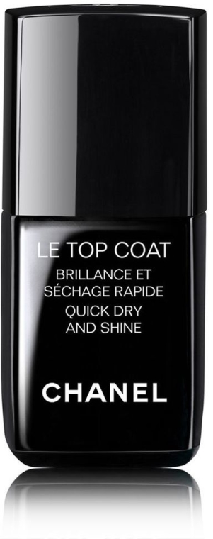 Top coat - Chanel Le Top Coat Nail Brilliance Et Quick Dry And Shine — foto N1