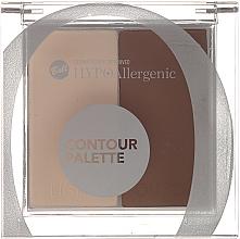 Profumi e cosmetici Palette contouring - Bell HypoAllergenic Contour Palette