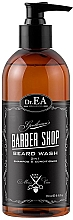 Profumi e cosmetici Shampoo condizionante per barba 2 in 1 - Dr. EA Barber Shop Beard Wash 2 in1 Shampoo & Conditioner