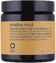 Profumi e cosmetici Cera capelli a tenuta media - Rolland Oway Shabby mud