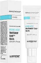 Profumi e cosmetici Trattamento idratante viso per pelle abbronzata - La Biosthetique Dermosthetique Hydro-Actif Traitement Teint Soleil