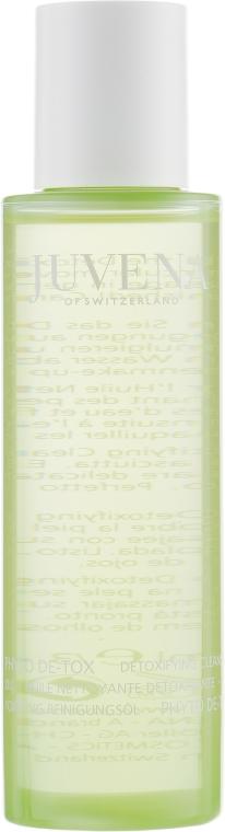 Olio detergente - Juvena Phyto De-Tox Cleansing Oil — foto N2