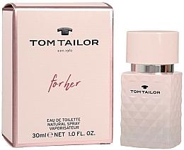 Profumi e cosmetici Tom Tailor For Her - Eau de Toilette