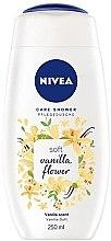Profumi e cosmetici Crema doccia - Nivea Soft Vanilla Flower