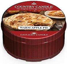 "Profumi e cosmetici Candela ""Torta di mele"" - Country Candle Warm Apple Pie Daylight"
