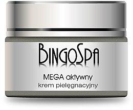 Crema viso mega attiva - BingoSpa (135 g) — foto N1