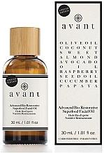 Profumi e cosmetici Olio viso antietà - Avant Advanced Bio Restorative Superfood Facial Oil
