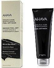 Profumi e cosmetici Maschera rinfrescante alle alghe Dunaliella - Ahava Dunaliella Algae Peel-off Mask