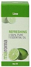 """Profumi e cosmetici Olio essenziale """"Lime"""" - Holland & Barrett Miaroma Lime Pure Essential Oil"""