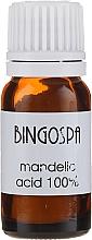 Profumi e cosmetici Acido mandelico al 100% - BingoSpa Almond Acid