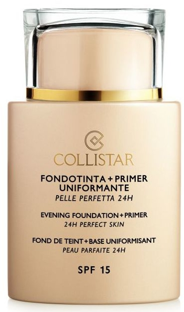 Base di trucco - Collistar Foundation Primer Perfect Skin Smoothing 24H SPF15