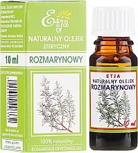 Profumi e cosmetici Olio essenziale naturale di rosmarino - Etja Natural Essential Oil