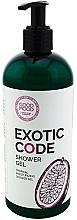Profumi e cosmetici Gel doccia idratante tropicale per pelli secche e normali - Good Mood Exotic Code Shower Gel