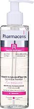 Profumi e cosmetici Gel detergente viso lenitivo - Pharmaceris Pharmaceris Gel