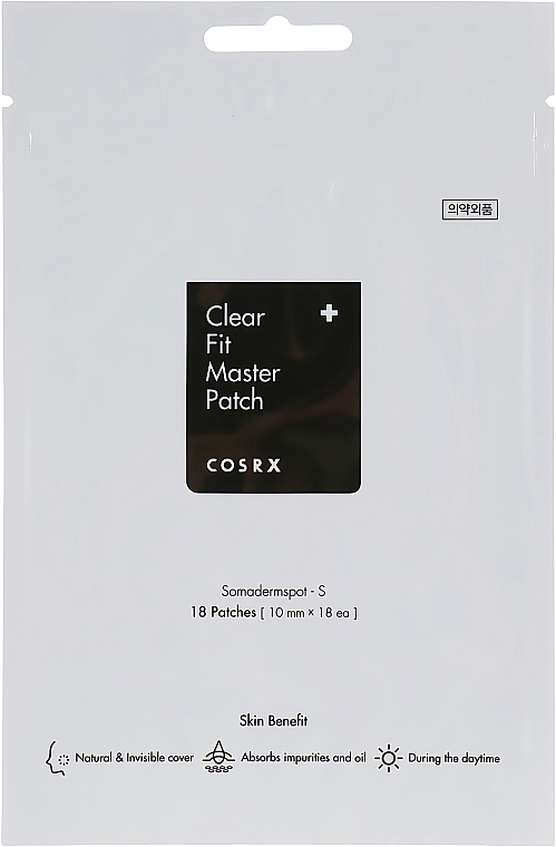 Patch anti acne - Cosrx Clear Fit Master Patch