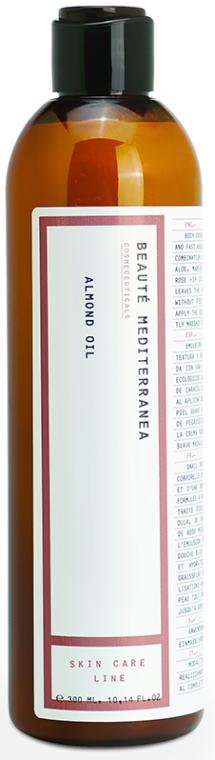 Olio di mandorle - Beaute Mediterranea Almond Oil