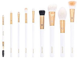 Profumi e cosmetici Set pennelli trucco, 9 pz - Pagano Brush