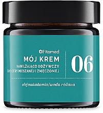 Profumi e cosmetici Crema all'olio germe di grano - Fitomed Cream With Wheat Germ Oil Nr6