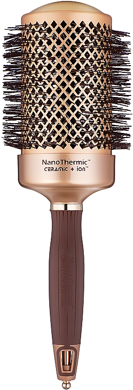 Spazzola tonda 64mm - Olivia Garden Nano Thermic Ceramic + Ion Brush d 64
